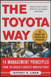 The Toyota Way Book